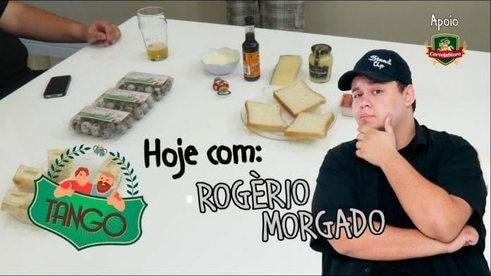 Tango 05 - Café da Manhã Sqn - Participação: Rogério Morgado - Canal Rango