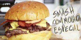 Hambúrguer Caseiro Com Molho Especial - Canal Rango