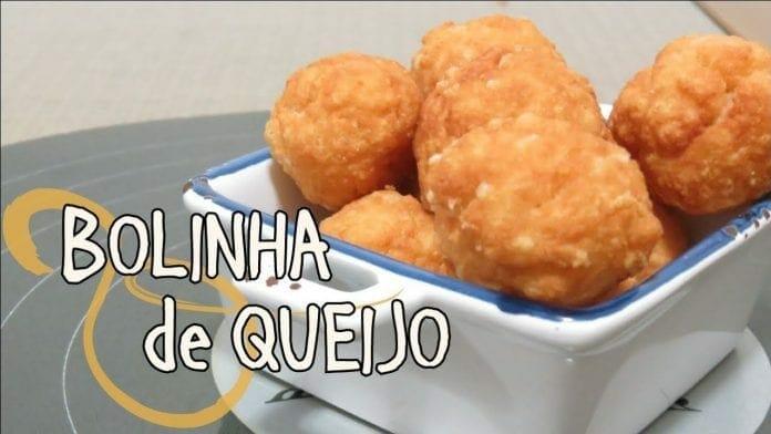 Bolinha de Queijo - Pra Comer com a Galera! - Canal Rango