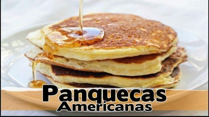 Panqueca Americana - Pancake - Panqueca de Desenho - Canal Rango