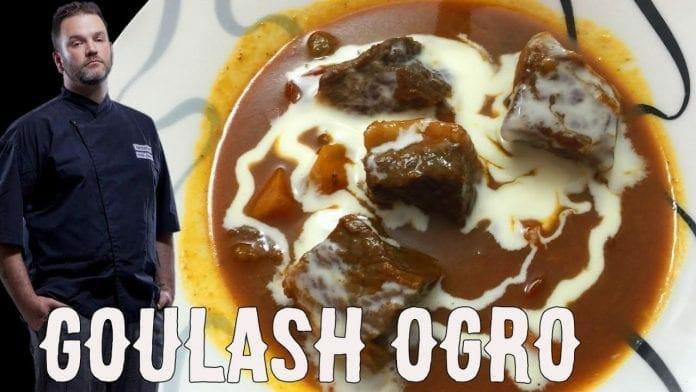 Carne de Panela Ou Goulash Ogro - Ft Jimmy Mcmanis do Ogrostronomia - Canal Rango