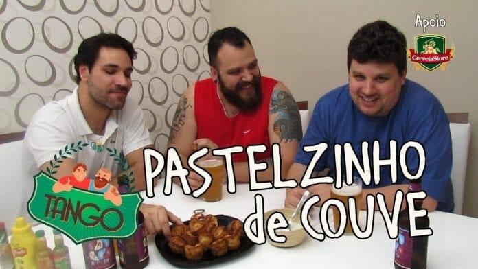 Tango 11 - Pastelzinho de Couve - Feat. Adriano - Canal Rango