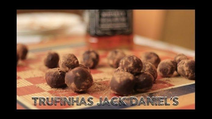 Mini Trufa de Jack Daniel's - Canal Rango