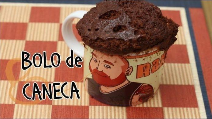 Bolo de Chocolate na Caneca! Muito Fácil! - Canal Rango