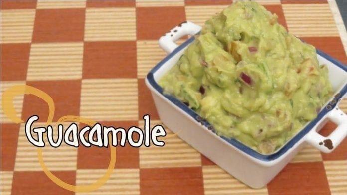 Como Fazer Guacamole - Fácil! - Canal Rango