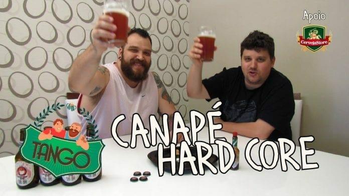 Tango 10 - Canapé Hard Core de Bacon e Gorgonzola - Vtnc Rodolfo - Canal Rango