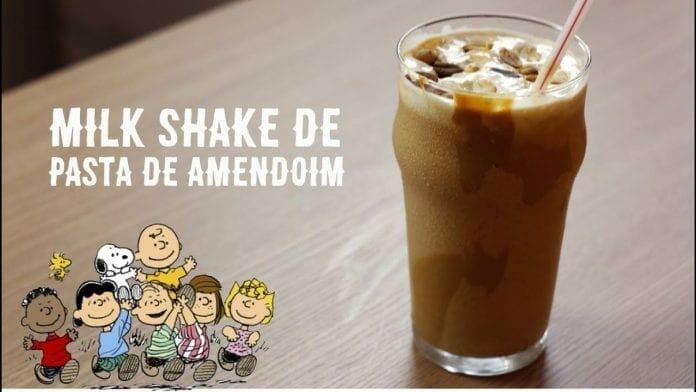 Milk Shake de Pasta de Amendoim - Especial Peanuts O Filme - Canal Rango