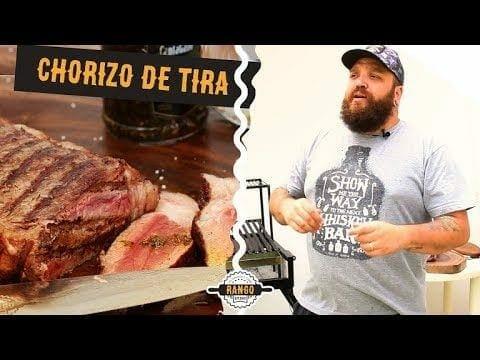 Bife de Tira - Chorizo de Tira - Especial de Churrasco - Canal Rango