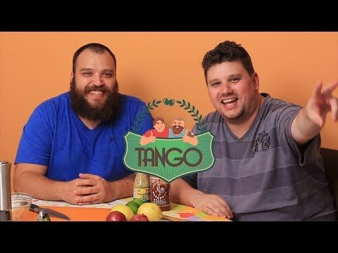 Tango 17 - Ceviche Petisco!! Voltamos! - Canal Rango