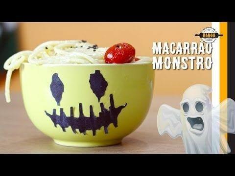 Macarrão com Queijo - Especial de Halloween - Canal Rango