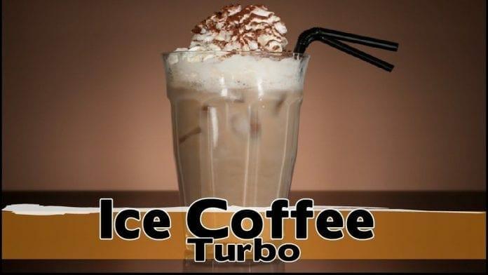 Ice Coffee Turbo !! Bebida Energética e Refrescante - Canal Rango