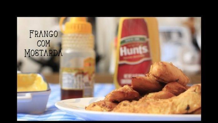 Frango na Mostarda + Honey Mustard - Bistrobox - Canal Rango