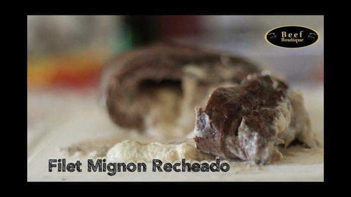 Filet Mignon Recheado - Canal Rango