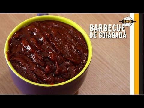 Molho Barbecue de Goiabada - Bbq de Goiabada - Canal Rango