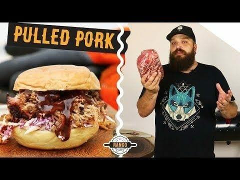 Pulled Pork - Sanduíche de Porco Desfiado - Especial de Churrasco - Canal Rango