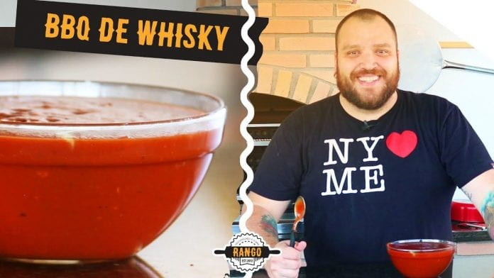 Molho Barbecue de Whisky - Bbq de Jameson - Canal Rango