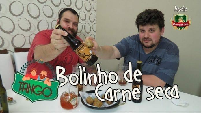 Tango 06 - Bolinho de Carne Seca - Canal Rango