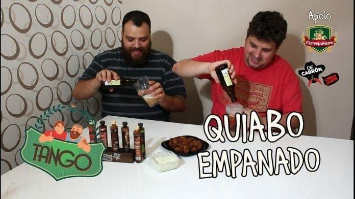 Tango 15 - Quiabo Empanado e Cerveja com Tangerina - Canal Rango
