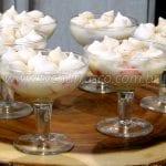 Como Fazer Gelado de Morango (Sobremesa para Churrasco)