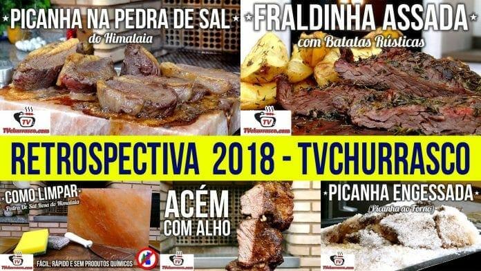 Retrospectiva 2018 - TvChurrasco