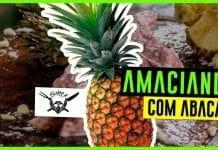 Amaciando Carne para Churrasco com Abacaxi - Barbaecue