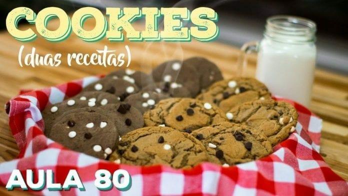 Cookies (Receita de Cookies Perfeitos) - Cansei de Ser Chef