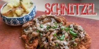 Schinitzel (Como Fazer Bife à Milanesa Perfeito) - Cansei de Ser Chef