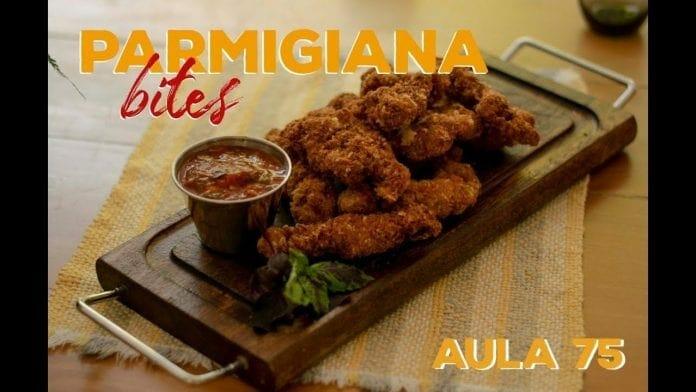 Parmigiana Bites (Como Fazer Parmegiana de Carne) - Cansei de Ser Chef