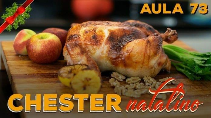 Chester Natalino (Como Fazer um Chester Suculento pro Natal) - Cansei de Ser Chef