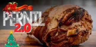 Pernil 2.0 (Como Fazer Pernil Suíno Perfeito) - Cansei de Ser Chef