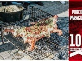 Porco à Paraguaia - Especial 100k Barbaecue - Participação Rr Meat Bbq - Barbaecue