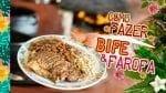 Égua Doido - Como Fazer Bife e Farofa (Como Fazer Farofa de Bacon) - Cansei de Ser Chef