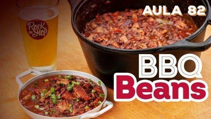 Barbecue Beans (Como Fazer Feijão Americano) - Cansei de Ser Chef