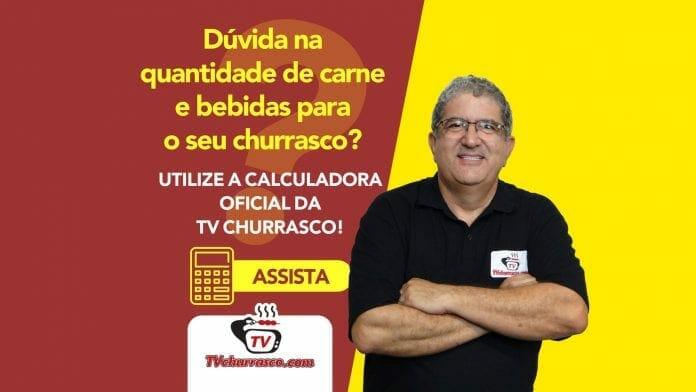 Calculo para Churrasco - Tv Churrasco