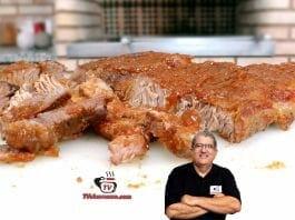 Carne de Segunda para Churrasco - Churrasco de Paleta com Molho Barbecue - Tv Churrasco