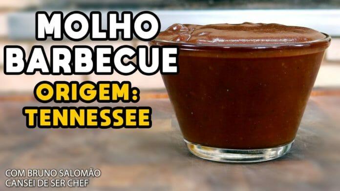 Como Fazer Molho Barbecue (Origem Tennessee) - Cansei de Ser Chef - Mestres do Churrasco