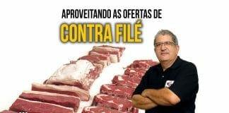 APROVEITANDO AS OFERTAS DE CONTRA FILÉ - DICA TV CHURRASCO