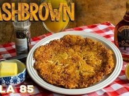 Hash Brown (Como Fazer Panqueca de Batata) - Cansei de Ser Chef