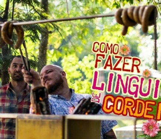 Égua Doido - Como Fazer Linguiça (Como Fazer Linguiça de Cordeiro) Feat. Guto Quirós - Cansei de Ser Chef