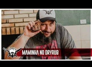 Maminha no Dry Rub - Barbaecue