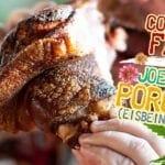 Égua Doido - Como Fazer Joelho de Porco (Como Fazer Eisbein) - Cansei de Ser Chef