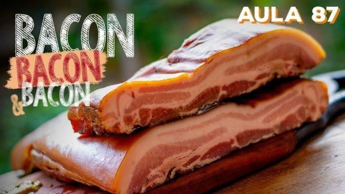 Bacon (Como Fazer Bacon) - Cansei de Ser Chef