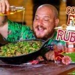Égua Doido - Como Fazer Rubacão (Como Fazer Baião de Dois) - Cansei de Ser Chef
