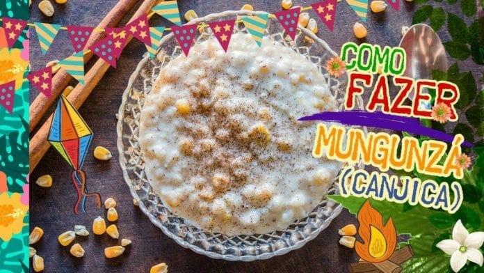 Égua Doido - Como Fazer Mungunzá (Como Fazer Canjica de Milho) - Cansei de Ser Chef