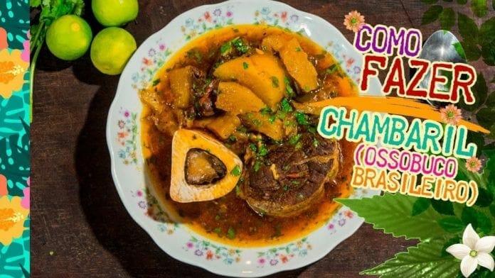 Égua Doido - Como Fazer Chambaril (Receita de Ossobuco) - Cansei de Ser Chef