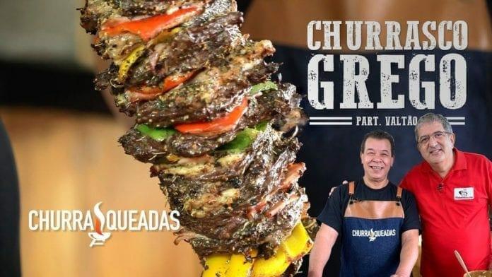 Churrasco Grego (Part. Valtão Tv Churrasco) - Churrasqueadas