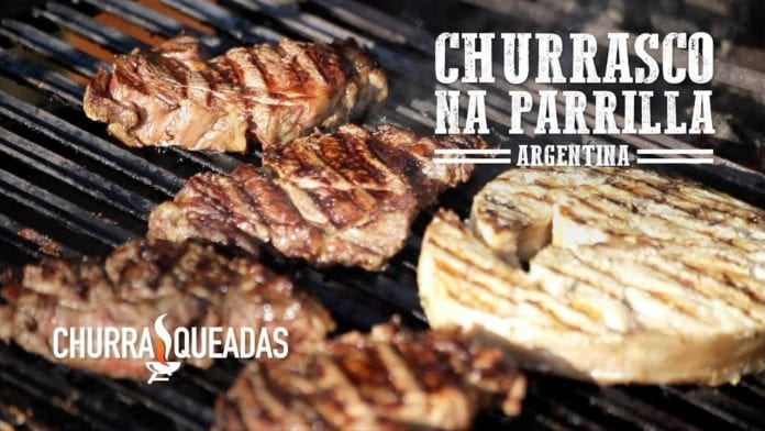 Churrasco na Parrilla Argentina - Churrasqueadas