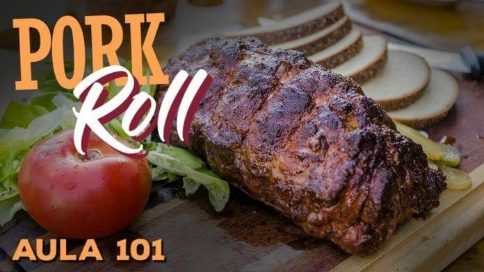 Pork Roll (Como Fazer Copa Lombo Defumado) - Cansei de Ser Chef