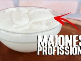 Como Fazer Maionese Profissional com Ovo Pasteurizado - Canal Rango