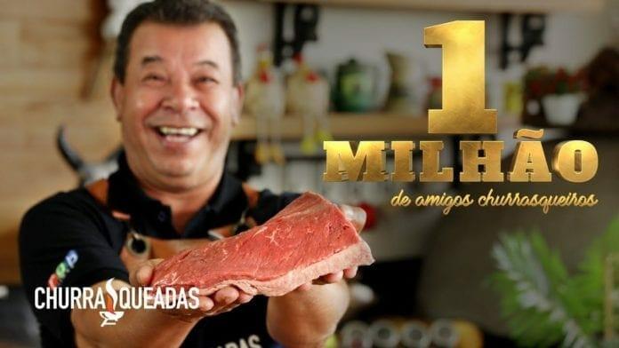 Creme de Milhão com Picanha (1 Milhão de Inscritos) - Churrasqueadas